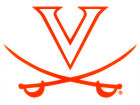 Virginia Cavaliers Rico Industries Static Cling Decal Auto Accessories