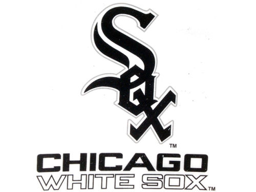 Chicago White Sox Rico Industries Static Cling Decal