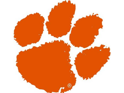 Clemson Tigers Vinyl Decal
