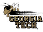 Georgia Tech Yellow Jackets Vinyl Decal Auto Accessories