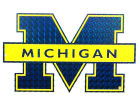 Michigan Wolverines Vinyl Decal Auto Accessories