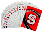North Carolina State Wolfpack Hunter Manufacturing Playing Cards Collectibles
