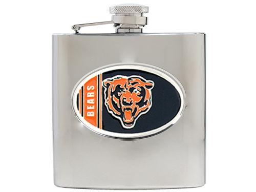 Chicago Bears Great American Products Hip Flask