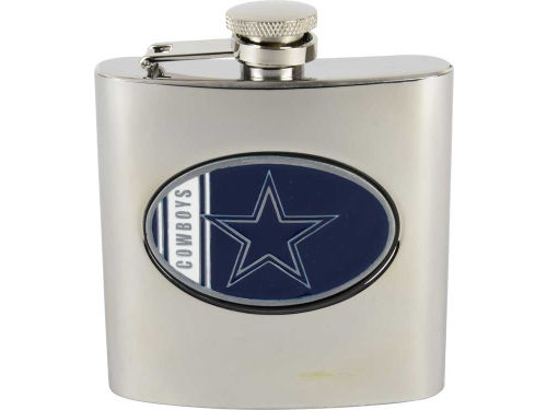 Dallas Cowboys Great American Products Hip Flask