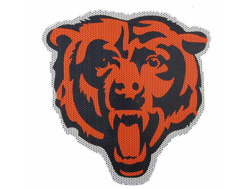 Chicago Bears 12in Window Film