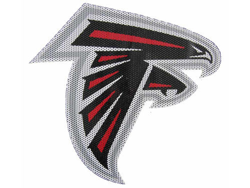 Atlanta Falcons 12in Window Film