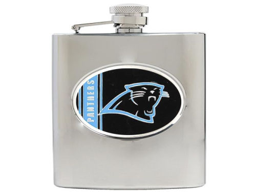 Carolina Panthers Hip Flask