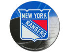 New York Rangers Rico Industries Round Vinyl Decal Auto Accessories