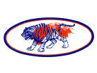 Savannah State Tigers Vinyl Decal Auto Accessories