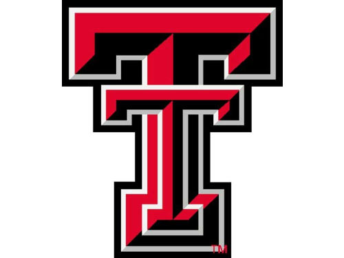Texas Tech Red Raiders Vinyl Decal