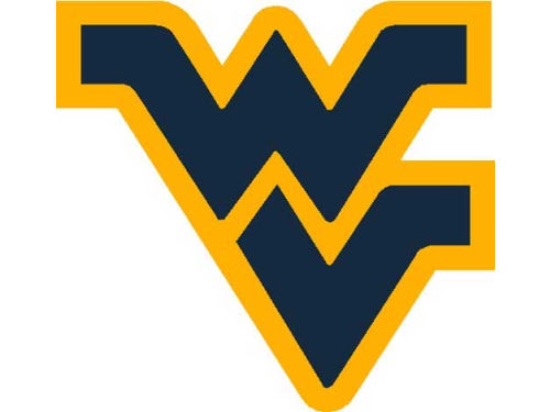 West Virginia Mountaineers Vinyl Decal