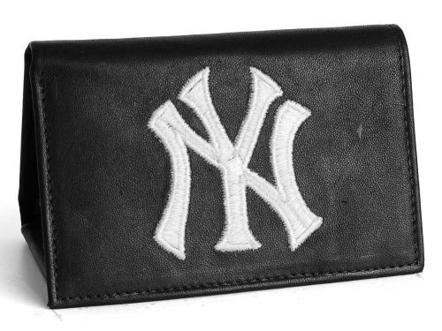 New York Yankees Rico Industries Trifold Wallet