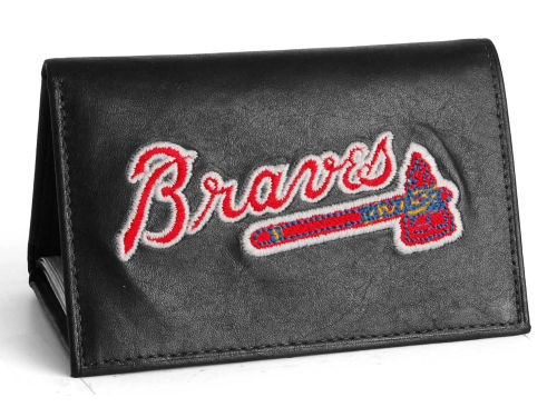 Atlanta Braves Rico Industries Trifold Wallet