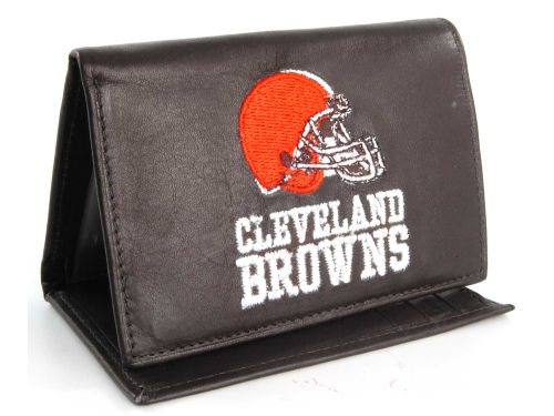 Cleveland Browns Rico Industries Trifold Wallet