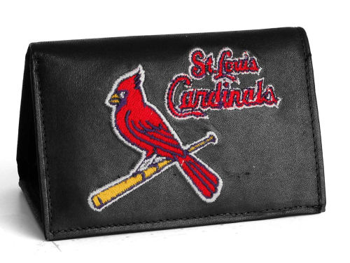 St. Louis Cardinals Rico Industries Trifold Wallet