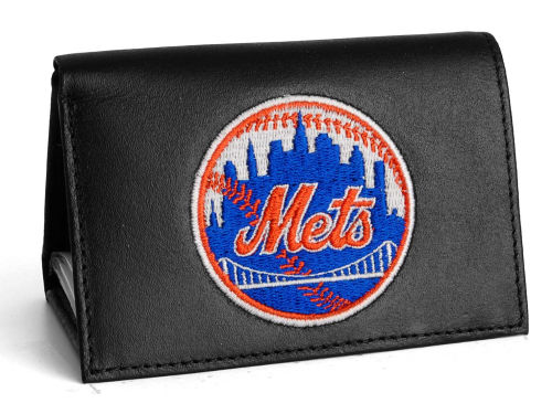 New York Mets Rico Industries Trifold Wallet