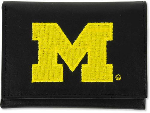 Michigan Wolverines Rico Industries Trifold Wallet
