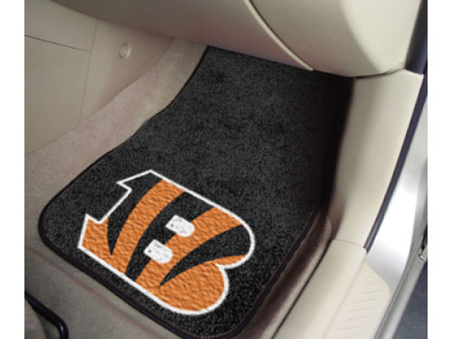 Cincinnati Bengals Car Mats Set/2