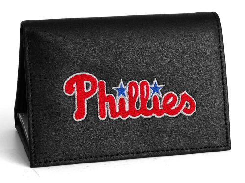 Philadelphia Phillies Rico Industries Trifold Wallet