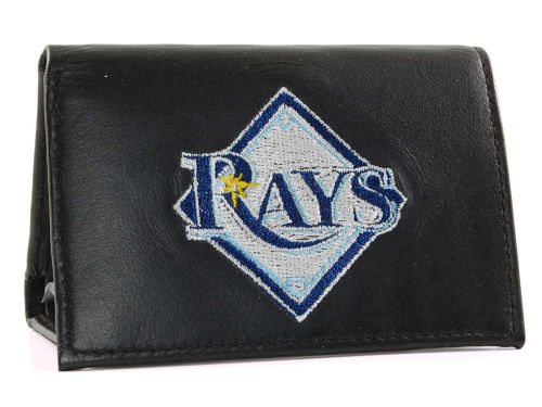 Tampa Bay Rays Rico Industries Trifold Wallet