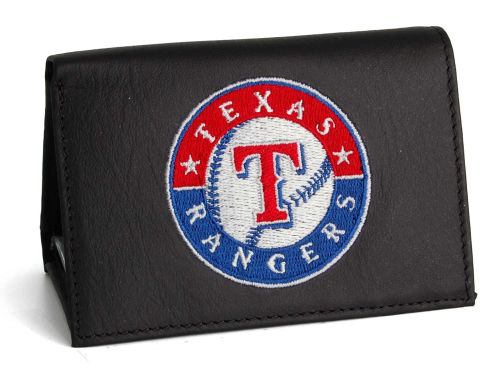 Texas Rangers Rico Industries Trifold Wallet