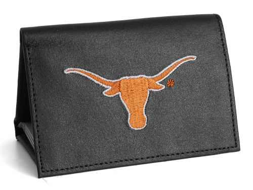 Texas Longhorns Rico Industries Trifold Wallet