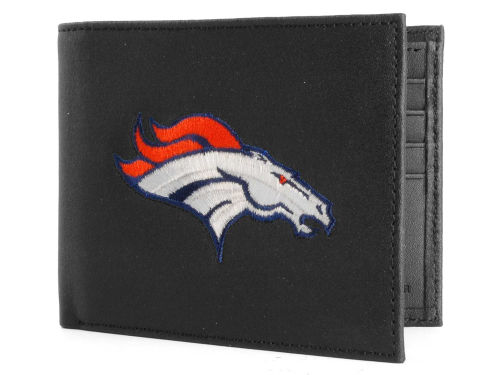 Denver Broncos Rico Industries Black Bifold Wallet