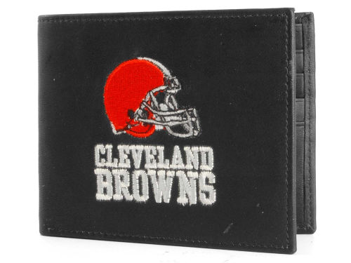 Cleveland Browns Rico Industries Black Bifold Wallet