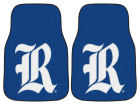 Rice Owls Car Mats Set/2 Auto Accessories