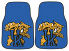 Kentucky Wildcats Car Mats Set/2 Auto Accessories