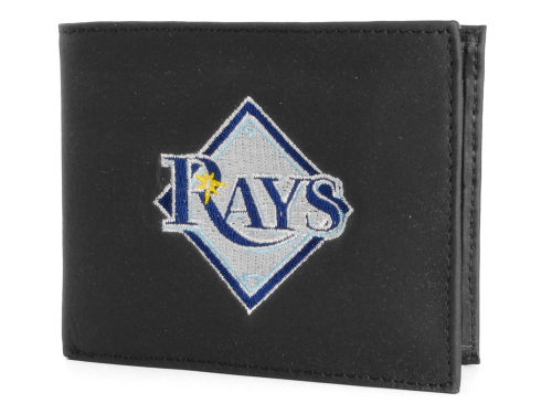 Tampa Bay Rays Rico Industries Black Bifold Wallet