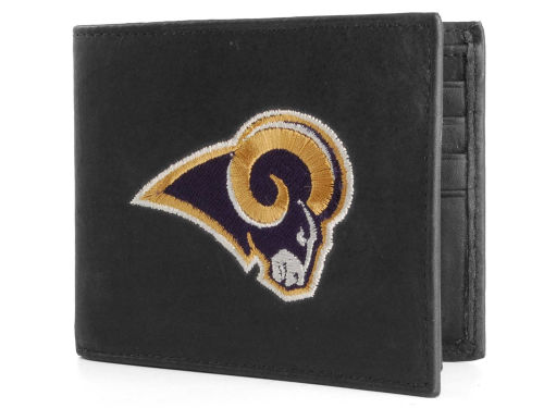Los Angeles Rams Rico Industries Black Bifold Wallet