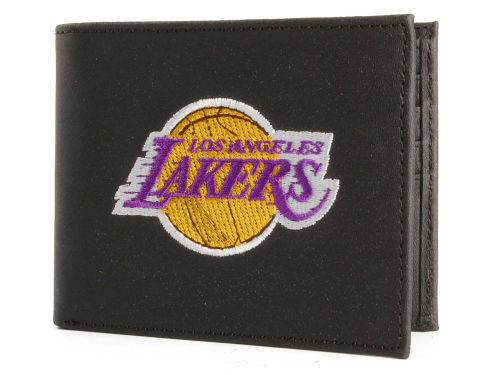 Los Angeles Lakers Rico Industries Black Bifold Wallet