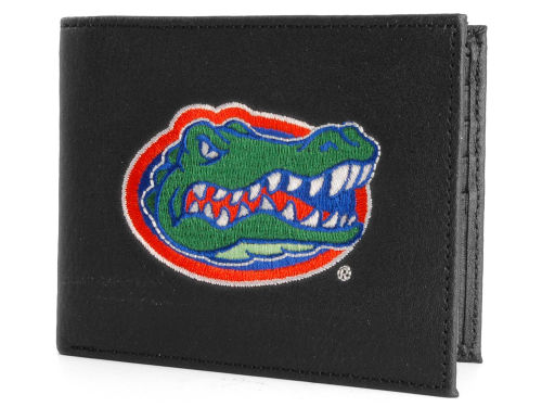 Florida Gators Rico Industries Black Bifold Wallet