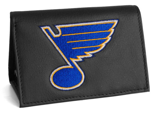 St. Louis Blues Rico Industries Trifold Wallet