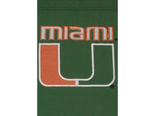 Miami Hurricanes Garden Flag