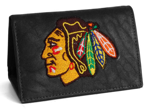Chicago Blackhawks Rico Industries Trifold Wallet