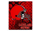 Cleveland Browns 50x60in Plush Throw Blanket Bed & Bath