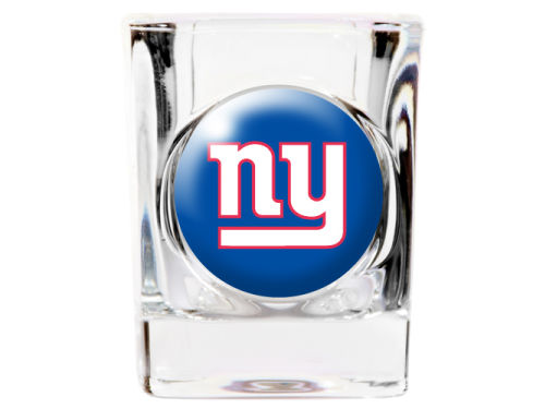 New York Giants Great American Products 35mm Square Shotglass
