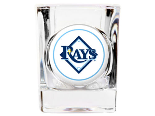 Tampa Bay Rays Great American Products 35mm Square Shotglass