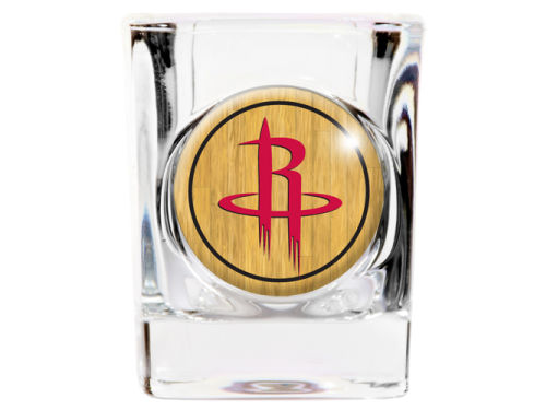 Houston Rockets 35mm Square Shotglass