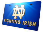 Notre Dame Fighting Irish Laser Tag Auto Accessories