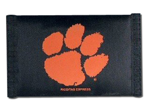 Clemson Tigers Rico Industries Nylon Wallet
