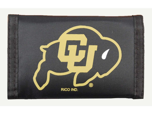 Colorado Buffaloes Rico Industries Nylon Wallet