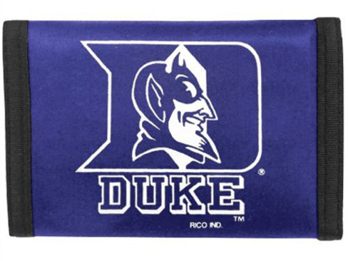 Duke Blue Devils Rico Industries Nylon Wallet