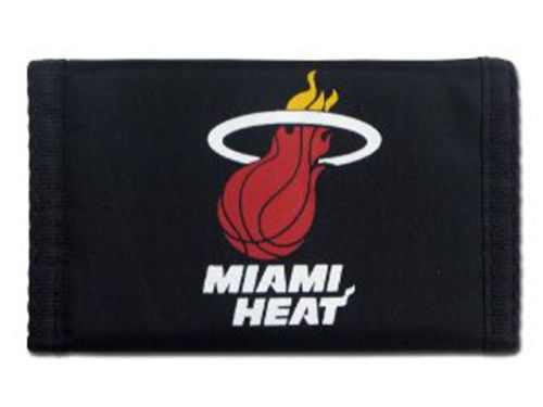 Miami Heat Rico Industries Nylon Wallet
