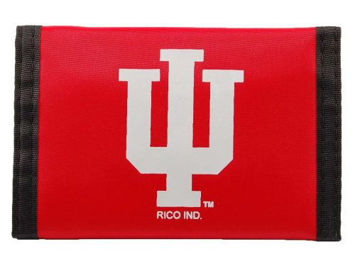 Indiana Hoosiers Rico Industries Nylon Wallet