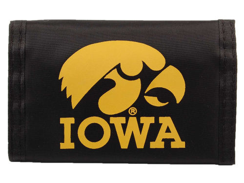 Iowa Hawkeyes Rico Industries Nylon Wallet
