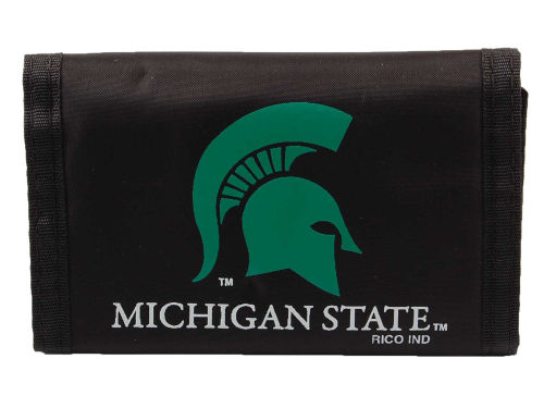 Michigan State Spartans Rico Industries Nylon Wallet