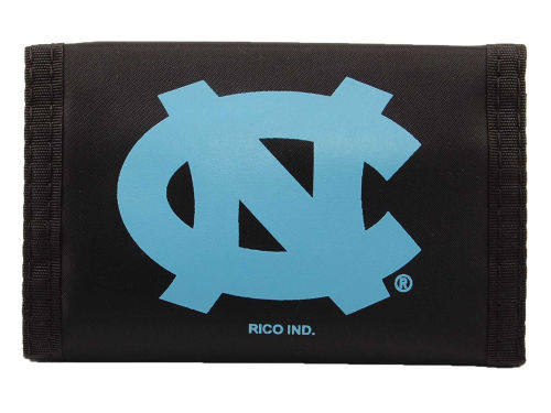 North Carolina Tar Heels Rico Industries Nylon Wallet